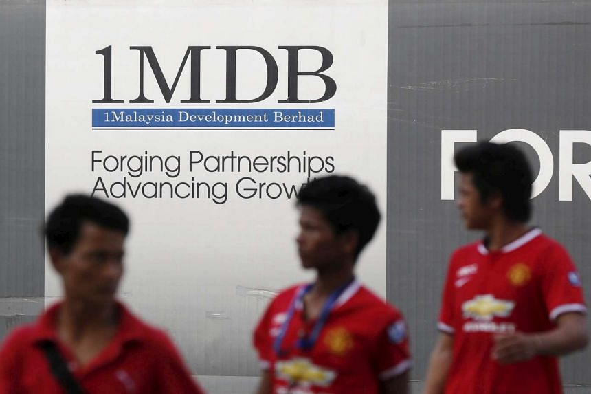 Malaysian police have been unable to locate several individuals alleged to be involved in the 1MDB controversy.