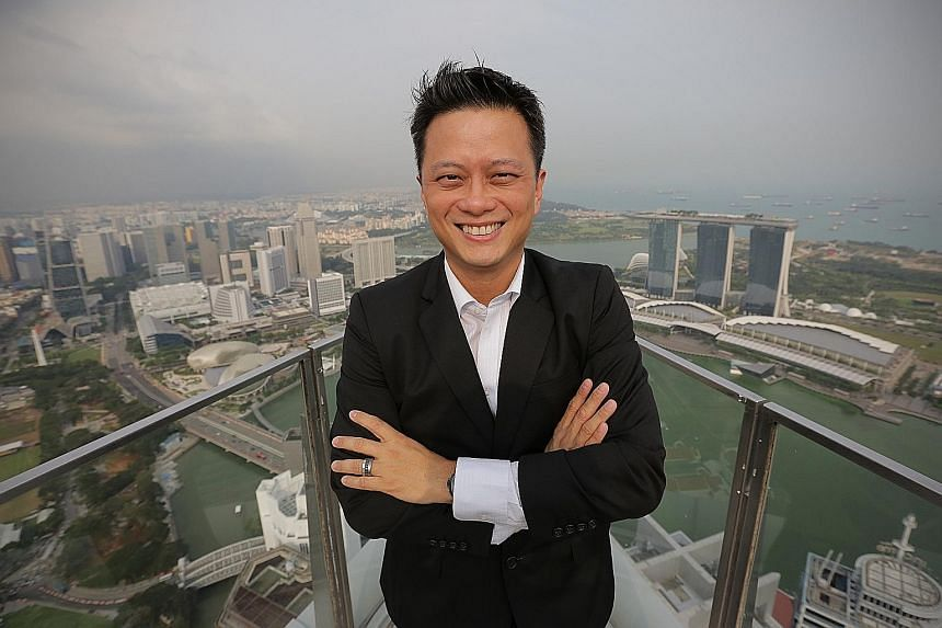 One Rochester Group managing director Joseph Ong utilises F&B venues for multiple purposes to boost revenue streams. He also devised a remote management system to manage the business outside working hours.