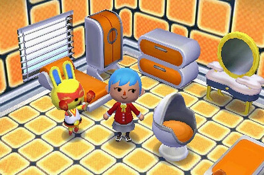 In Animal Crossing Happy Home Designer, gamers play the role of a budding interior decorator handling various customers.