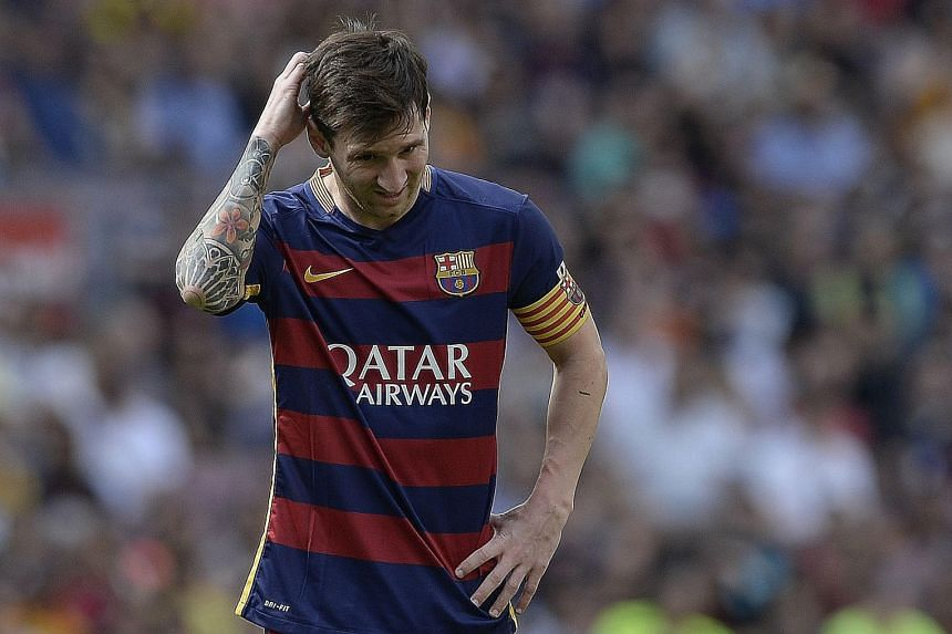 Lionel Messi's injury has kept him out of action since late September but his Barcelona team-mates Neymar and Luis Suarez have been prolific scorers in his absence.