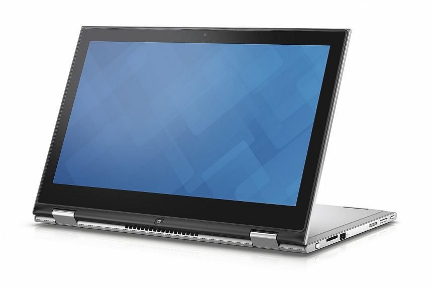 For its $1,599 price tag, the Dell Inspiron 13 comes with good specifications, including the latest Intel Core i7 chip and a 256GB solid-state drive.