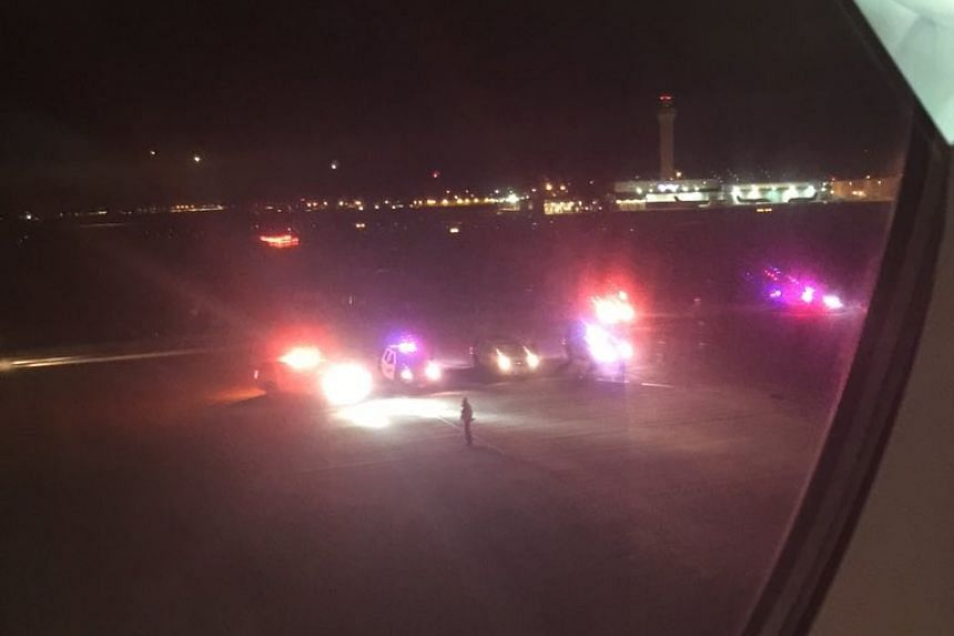 Air France Flight AF65 from Los Angeles to Paris was diverted to Salt Lake City.