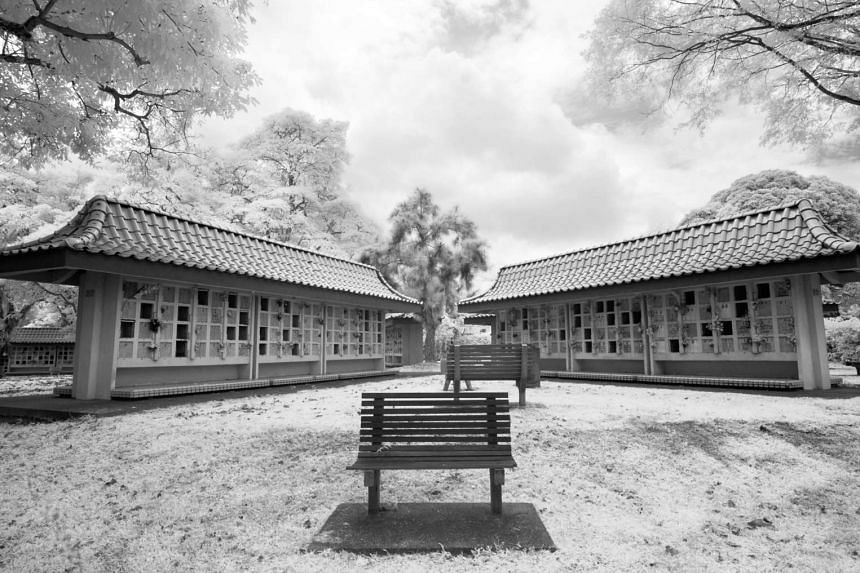 Mount Vernon Crematorium opened in 1962 and was the first public facility of its kind.