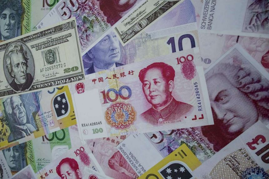 China is trying to limit the transfer of yuan outside the country, to restrict capital outflows and hold the exchange rate steady.