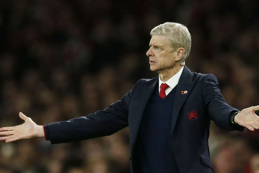 Arsenal manager Arsene Wenger thanked the English for their show of solidarity following the attacks in Paris.