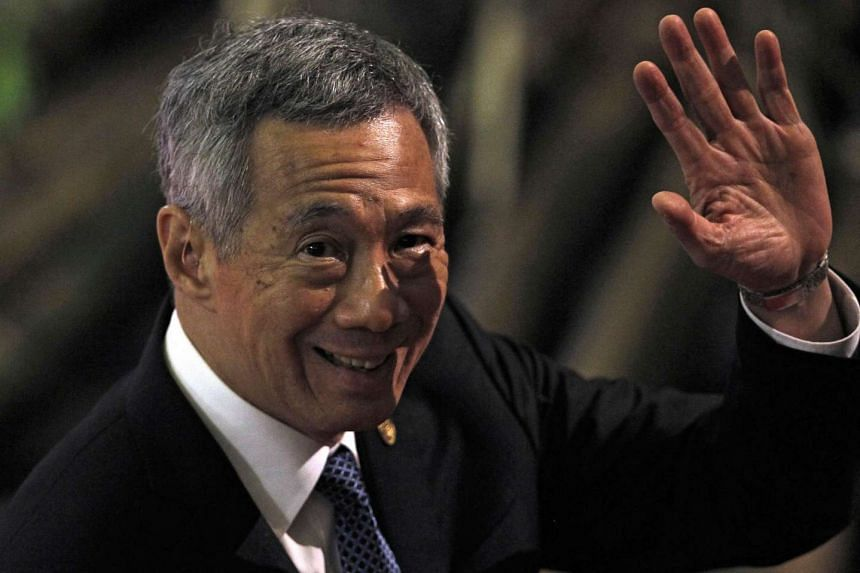 Prime Minister Lee Hsien Loong will be attending the 27th Asean Summit in Kuala Lumpur).