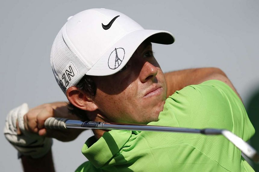 Rory McIlroy is now level with Danny Willet, his main rival to be Europe's top player of 2015.