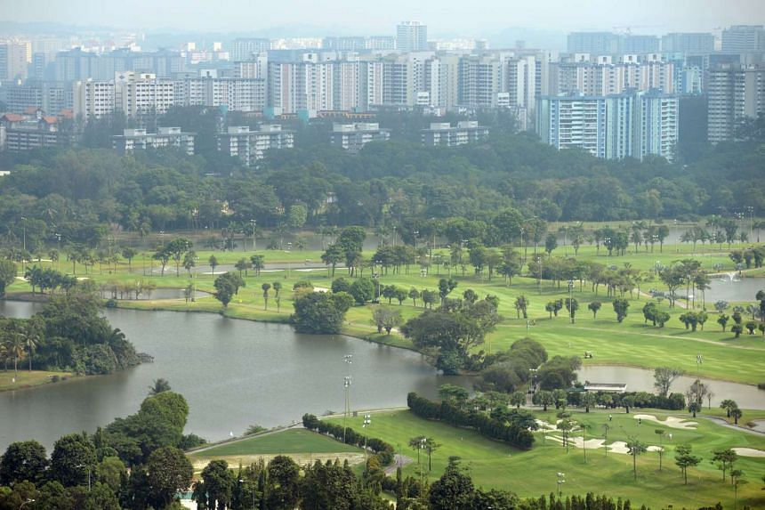 Jurong Country Club (JCC) is the site of the future terminus for the Singapore-Kuala Lumpur high-speed rail.