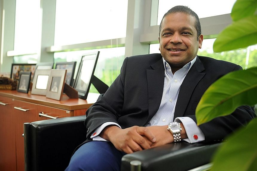 Quintiles Asia-Pacific head and president Anand Tharmaratnam says firm's newest business, set up in the last 12 months, is helping medical device firms develop their products in Asia.