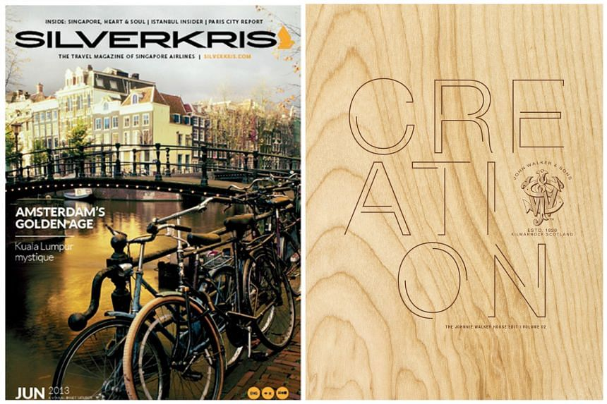 Travel magazine SilverKris and luxury lifestyle publication The Johnnie Walker House Edit (TJWHE) each won a gold award.