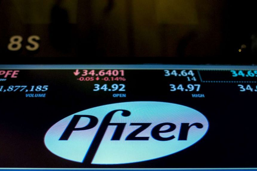 The transaction would strengthen Pfizer's brand-name drug business and could pave the way for an eventual split in two.