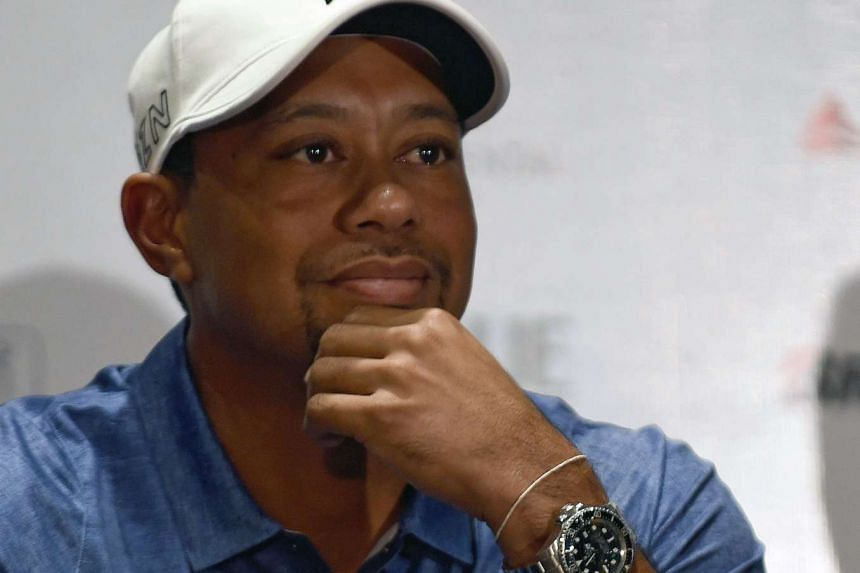 Woods is one of five vice-captains for next year's Ryder Cup.