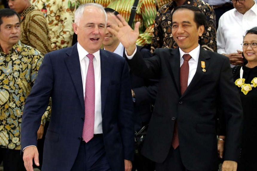 Australian Prime Minister Malcolm Turnbull met his counterpart President Joko Widodo for the first time last week.