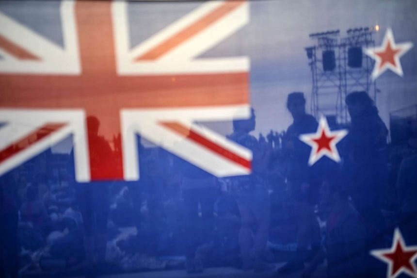 """People were urged to select a flag they felt represented """"New Zealand's proud, pioneering past and its exciting, ambitious future."""""""