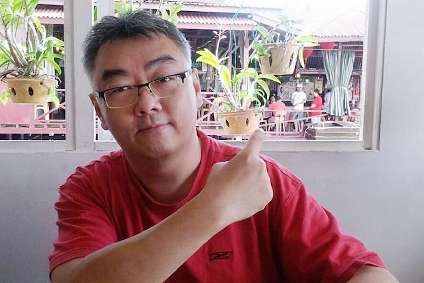 Malaysian engineer Bernard Then was kidnapped from a seafood restaurant in Sandakan, Sarawak, on May 14.