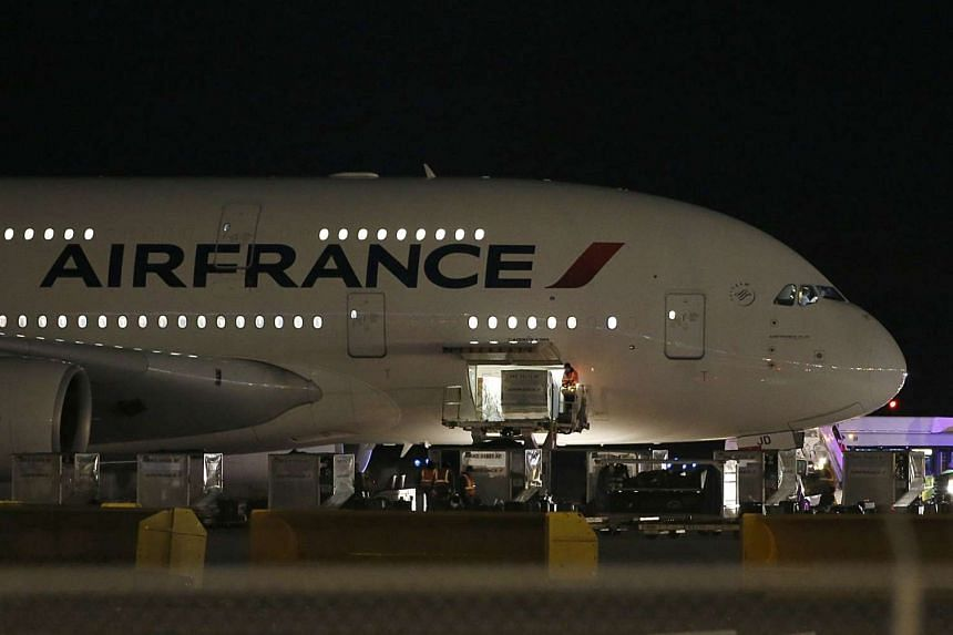 Air France has experienced some reduction in traffic following last Friday's Paris attacks.