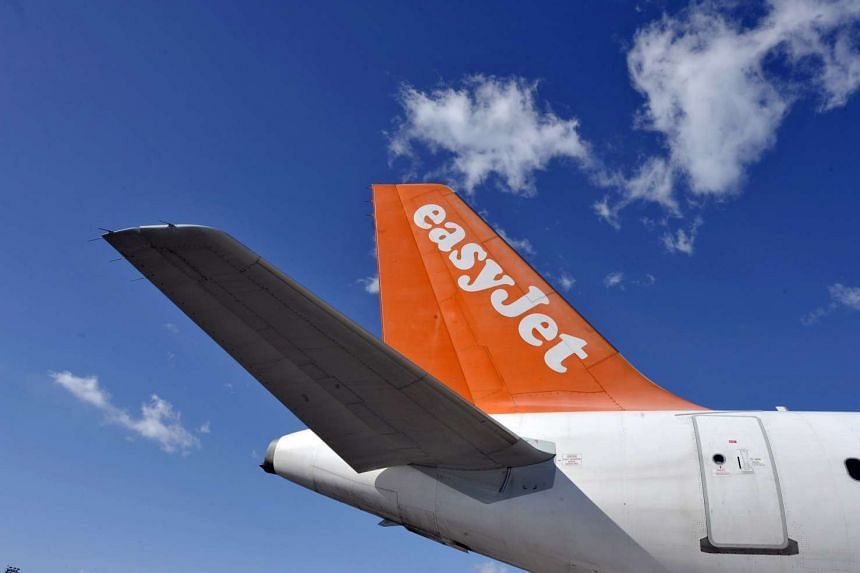 Officers were called to an easyJet flight bound for Morocco after reports that a passenger had claimed to have a bomb in his bag.