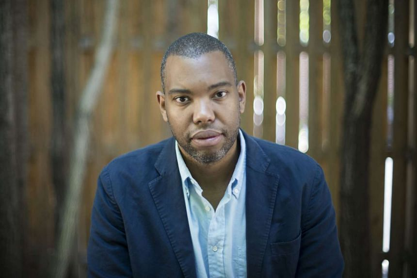 Author Ta-Nehisi Coates was inspired to write by the violence directed at black people in the United States.