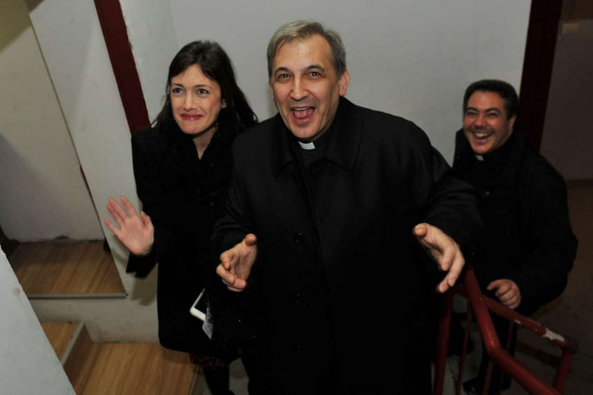 Monsignor Lucio Angel Vallejo Balda was a member of a special commission set up by Pope Francis to advise him on economic reform within the Vatican. The Vatican has arrested Vallejo and Chaouqui for allegedly stealing and leaking classified documents