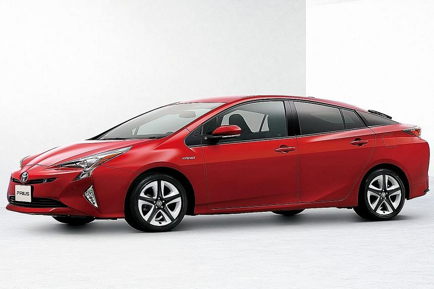 The new Prius is nicer to drive and has better cabin space and comfort.