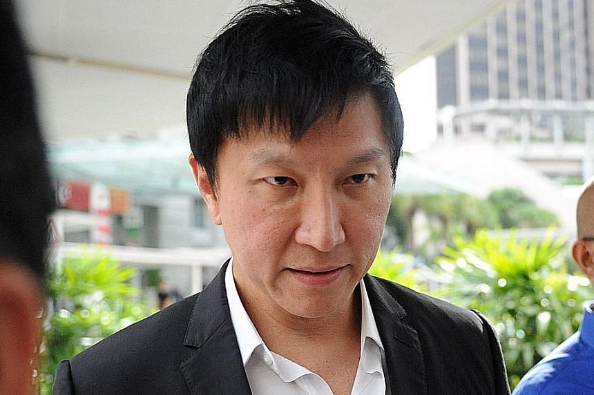 City Harvest Church founder Kong Hee was given eight years' jail.