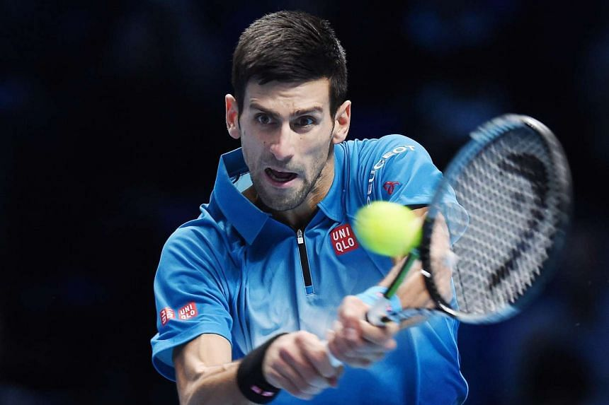 Djokovic was at his clinical best.