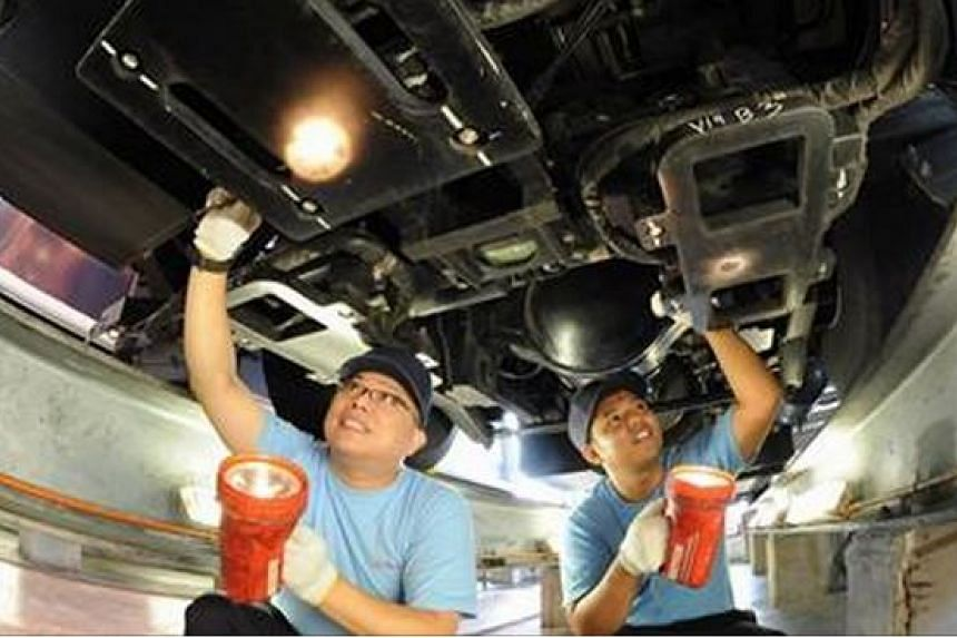 Transport Minister Khaw Boon Wan wants to improve the training for rail engineers.