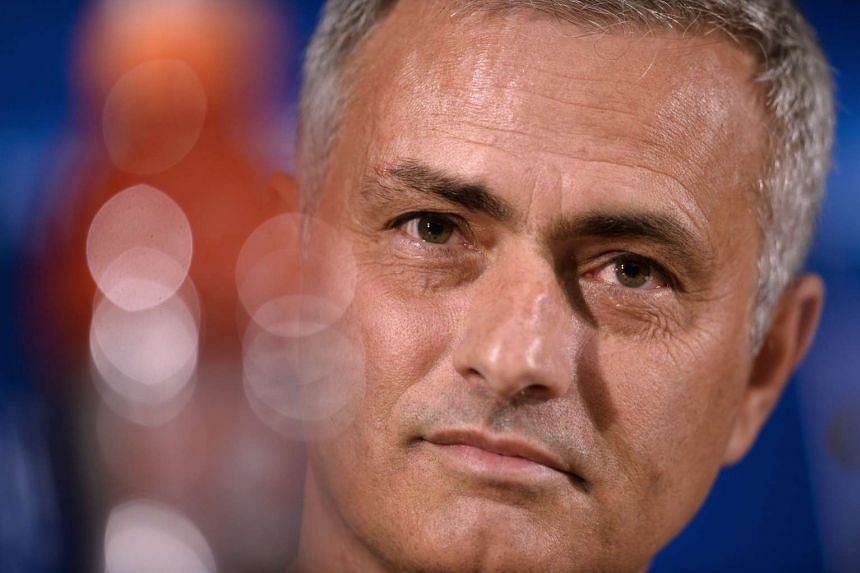 Mourinho is currently working to halt his side's alarming decline this season.