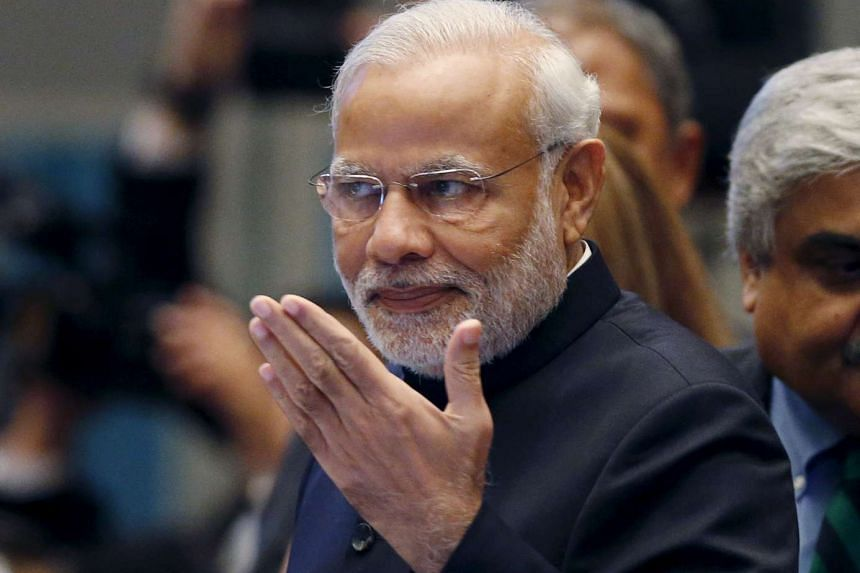 Indian Prime Minister Narendra Modi will begin a two-day visit to Singapore on Monday, Nov 23, 2015.