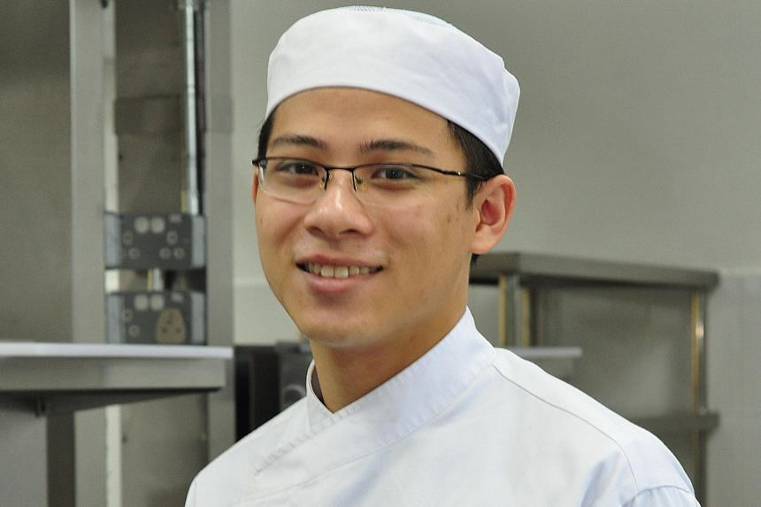 A six-month training stint in Spain kindled Chef Teo Jun Xiang's interest.