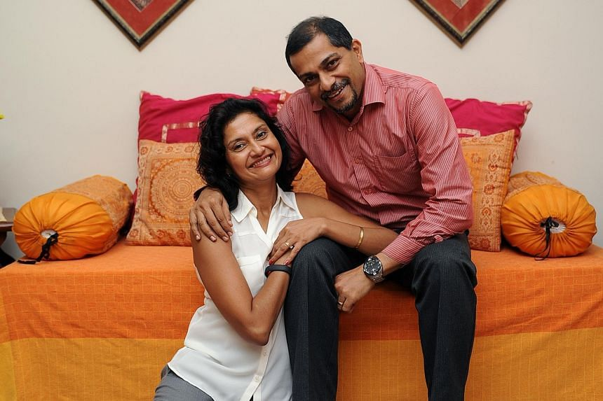 Mr Naveen Bhat and his wife Mousumi recently published a book on marriage to celebrate their 25th wedding anniversary. One financial lesson Mr Bhat follows is to be debt-free. For instance, he pays his credit card bills in full every month and clears