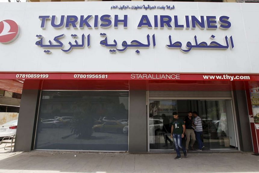 A Turkish Airlines plane was diverted to Halifax, Canada, after a bomb threat, on Nov 22, 2015.