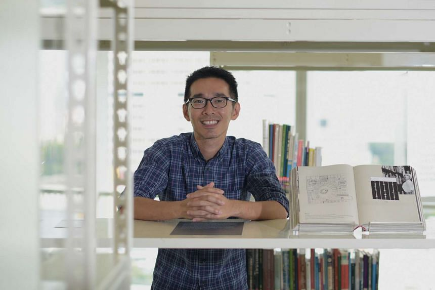 Short-story writer O Thiam Chin took four years to write his first novel.