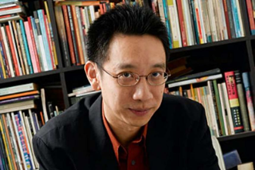Poet Alvin Pang co-edited Union: 15 Years Of Drunken Boat, 50 Years Of Writing From Singapore.