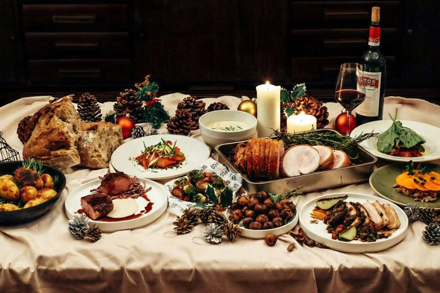 Have a Fabulous Feast at Oxwell & Co.