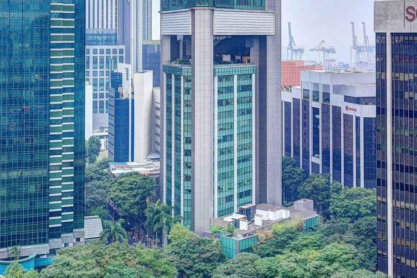 Tower Fifteen at 15 Hoe Chiang Road is a 29-storey office tower within walking distance of Tanjong Pagar MRT station.