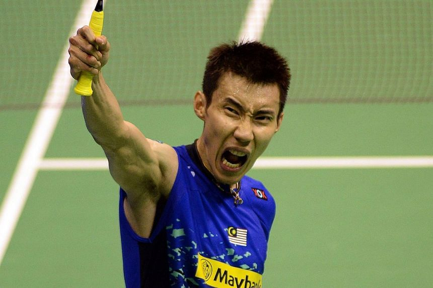 The shout and salute to the crowd says it all, after Lee Chong Wei of Malaysia defeated Tian Houwei of China in the Hong Kong Open final. But he has not made the Super Series Finals and will rest and prepare himself for another assault on the Olympic