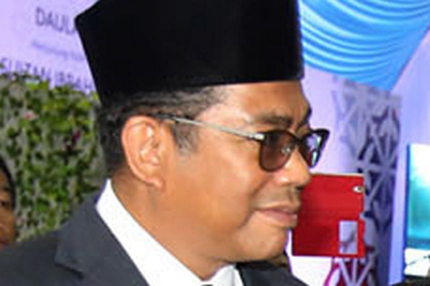 PRIME LOCATION: Apart from being one of the main gateways into the country, Johor Baru is located next to one of the most advanced and developing metropolises in the world, Singapore. - JOHOR MENTERI BESAR MOHAMED KHALED NORDIN, who hopes the Ibrahim