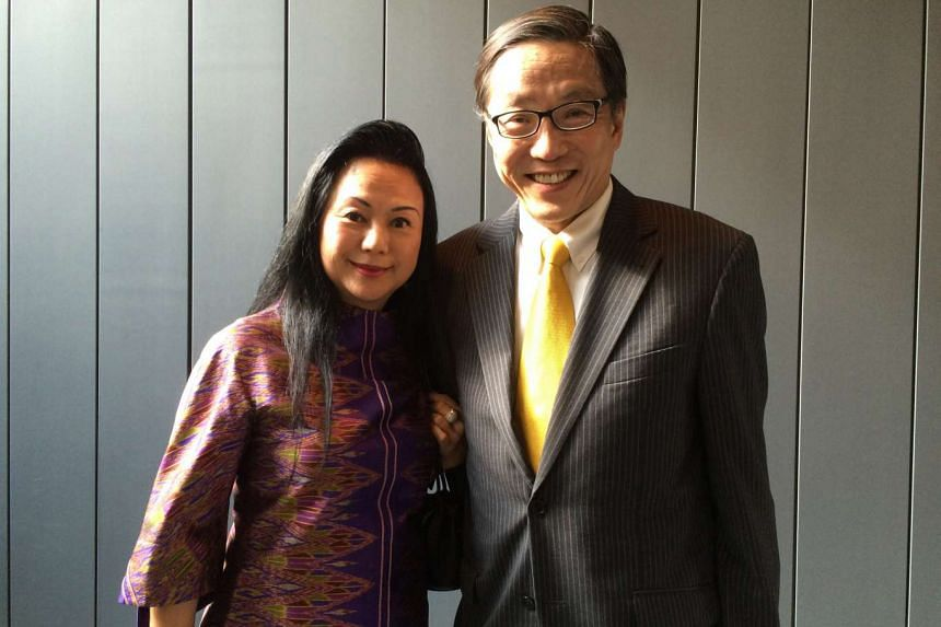 Banyan Tree executive chairman Ho Kwon Ping and his wife Claire Chiang, who oversees the company's retail arm, share a close relationship, both at home and at work.
