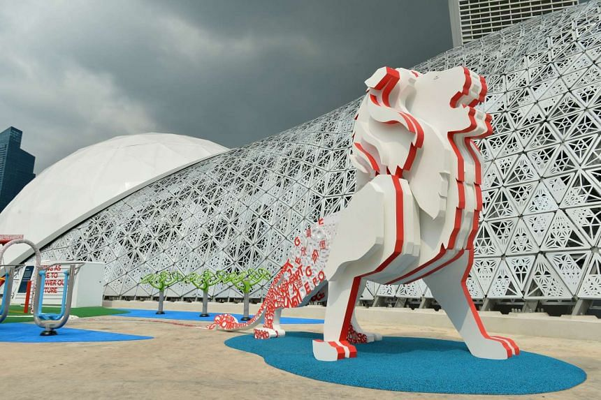 Organisers hope to reach out to 700,000 people during the exhibition's run.