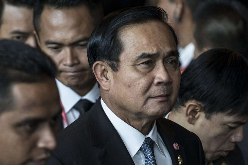 Thai Prime Minister Prayut Chan-o-cha on Tuesday (Nov 24) said two registered refugees were deported to China.