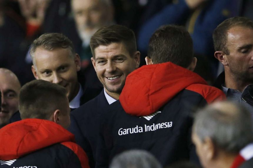 Steven Gerrard has agreed to play for Liverpool's 'legend' side in Australia next year.