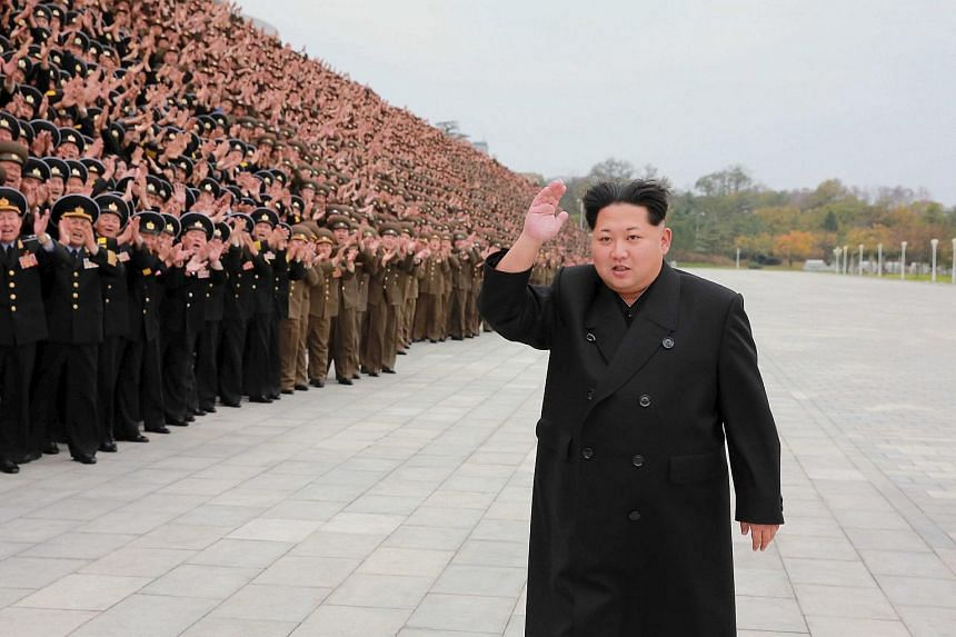 North Korea on Tuesday bitterly criticised the South for staging a live-fire drill near their disputed sea border.
