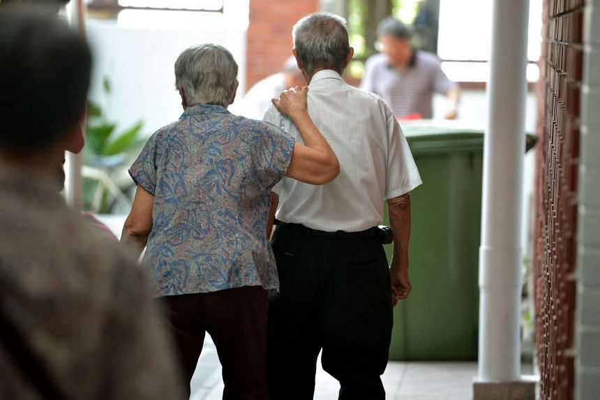 The number of people aged 65 and above who live by themselves has nearly tripled.