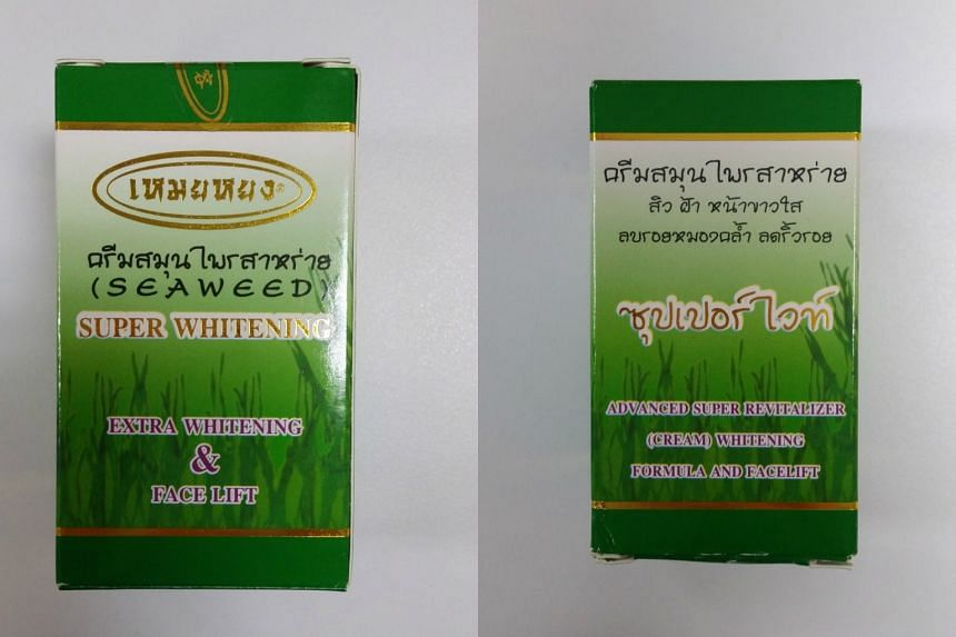 Prolonged usage of Meiyong Super Whitening may lead to serious adverse reactions.