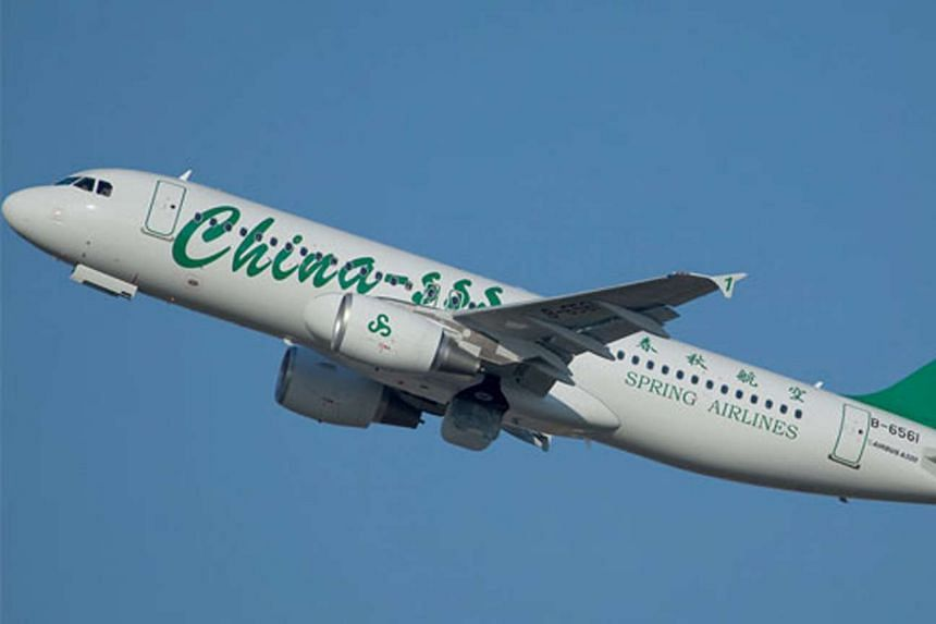 Spring Airlines plans to fly to Pyongyang next year.