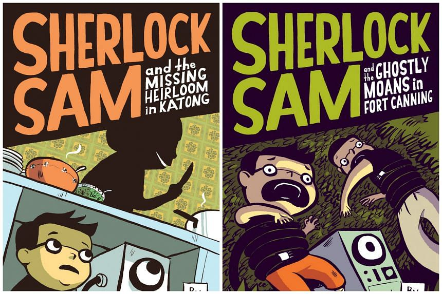 Sherlock Sam will enter the American market by the middle of next year.