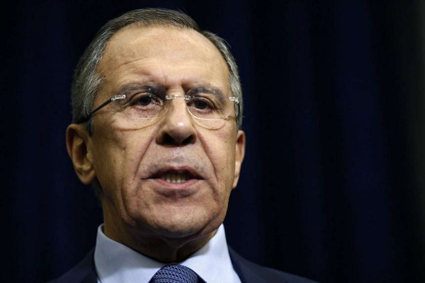 Russian Foreign Minister Sergei Lavrov said that Moscow was not planning on going to war against Turkey.