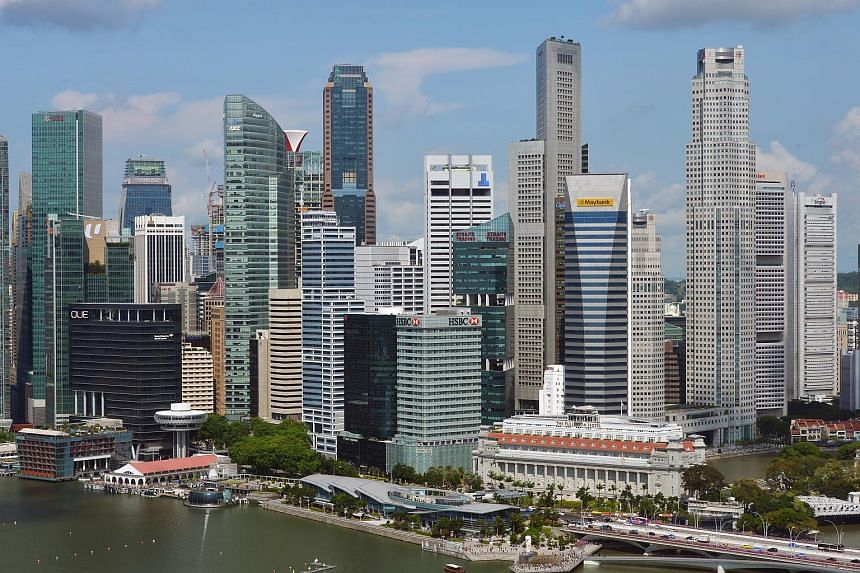 Singapore's economy is forecast to expand between 1 and 3 per cent next year.