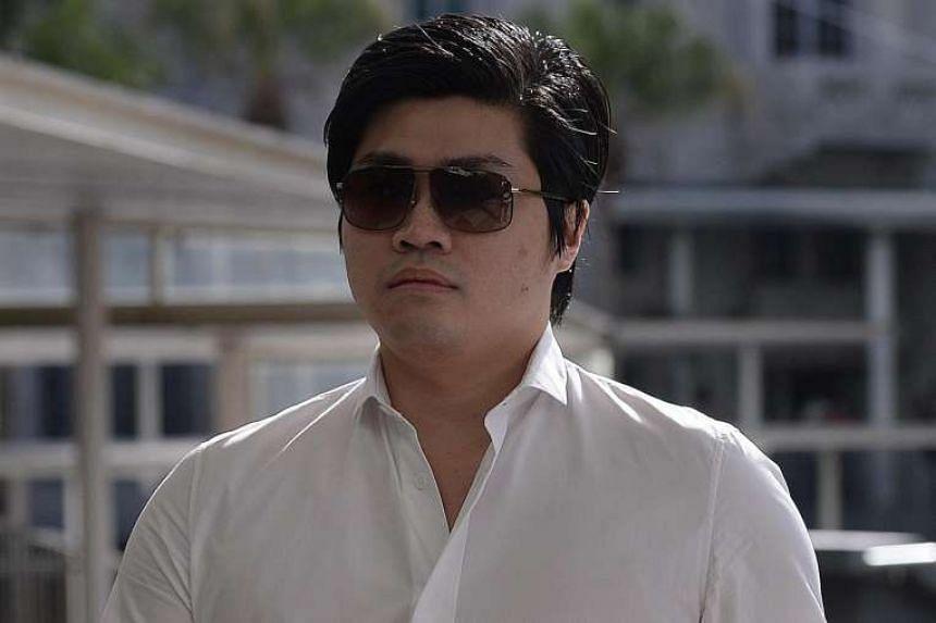 Eric Ding Si Yang.